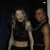 Marianne and Efie at the TRAD TKO/WBU Charity Boxing Event Feb 2014
