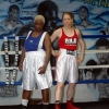Dee Moses and Marianne Marston at Shulers Gym in Philly - 2008