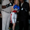 Marvis Frazier, Marianne Marston and Smokin' Joe Frazier in 2007