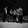 Marianne Marston title fight at York Hall, London Photography by Richard Cannonm